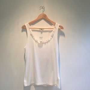 NWT Banana Republic Elegant Tank Top/ layering pc